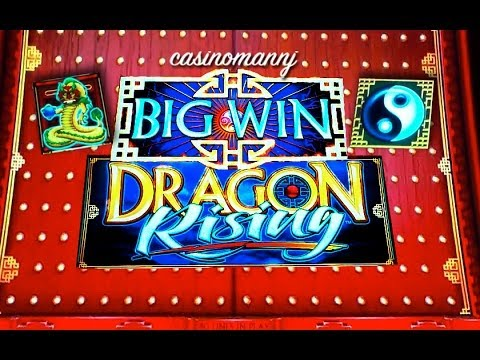 "Dragon Rising - First ""LIVE"" Look - Slot Machine Bonus - 동영상"