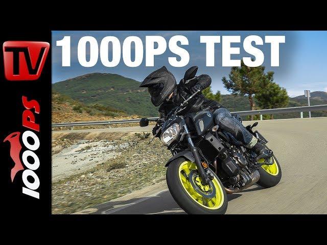 Yamaha Motorrad Videos Von 1000PS