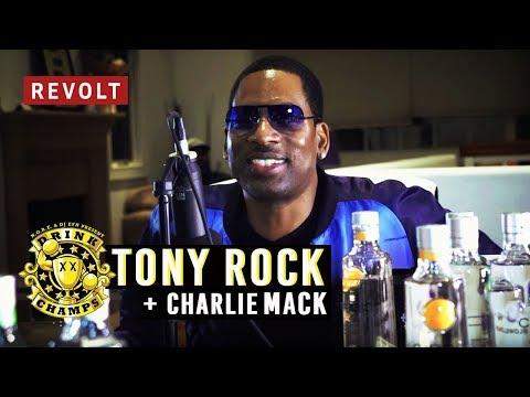 Tony Rock, Charlie Mack, & D-Dot | Drink Champs (Full Episode)