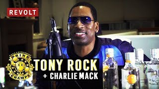 Tony Rock, Charlie Mack, & D-Dot | Drink Champs (Full Episode)
