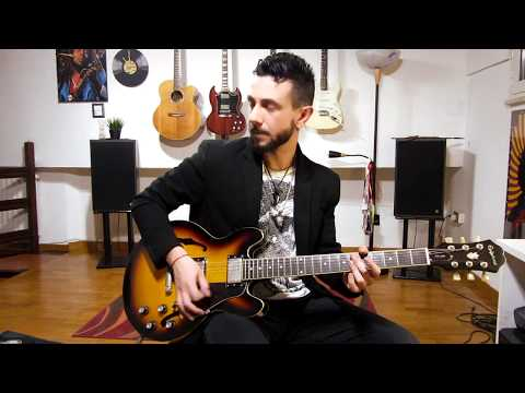 Get Up (I Feel Like Being a) Sex Machine - James Brown - Guitar Cover by Pasquale Capobianco