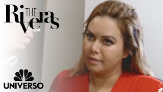 Johnny disappoints Chiquis | The Riveras | Universo