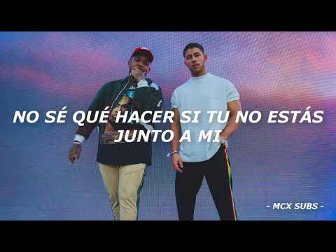 Mustard, Nick Jonas // Anywhere (Español)