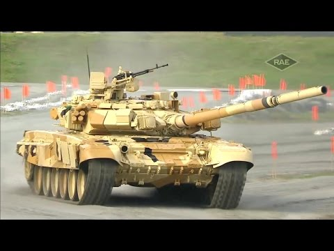 Russian Arms Expo 2015 - Military Assets Demonstration [720p]