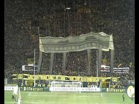 BVB vs. Jena - Choreo
