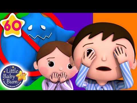 No Monster Song | Monster Song for Kids + More Nursery Rhymes & Kids Songs | Little Baby Bum