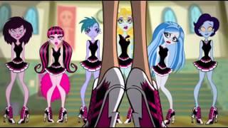 Monster High (Школа Монстров) сезон 1 серия 6 (Монстр Хай, Монстер Хай) сериал мультфильм