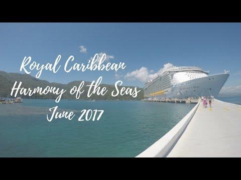 Royal Caribbean: Harmony of the Seas Cruise (Labadee, Haiti - Falmouth, Jamaica - Cozumel, Mexico)