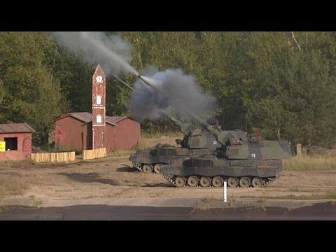 Die Heide bebt – Bundeswehr