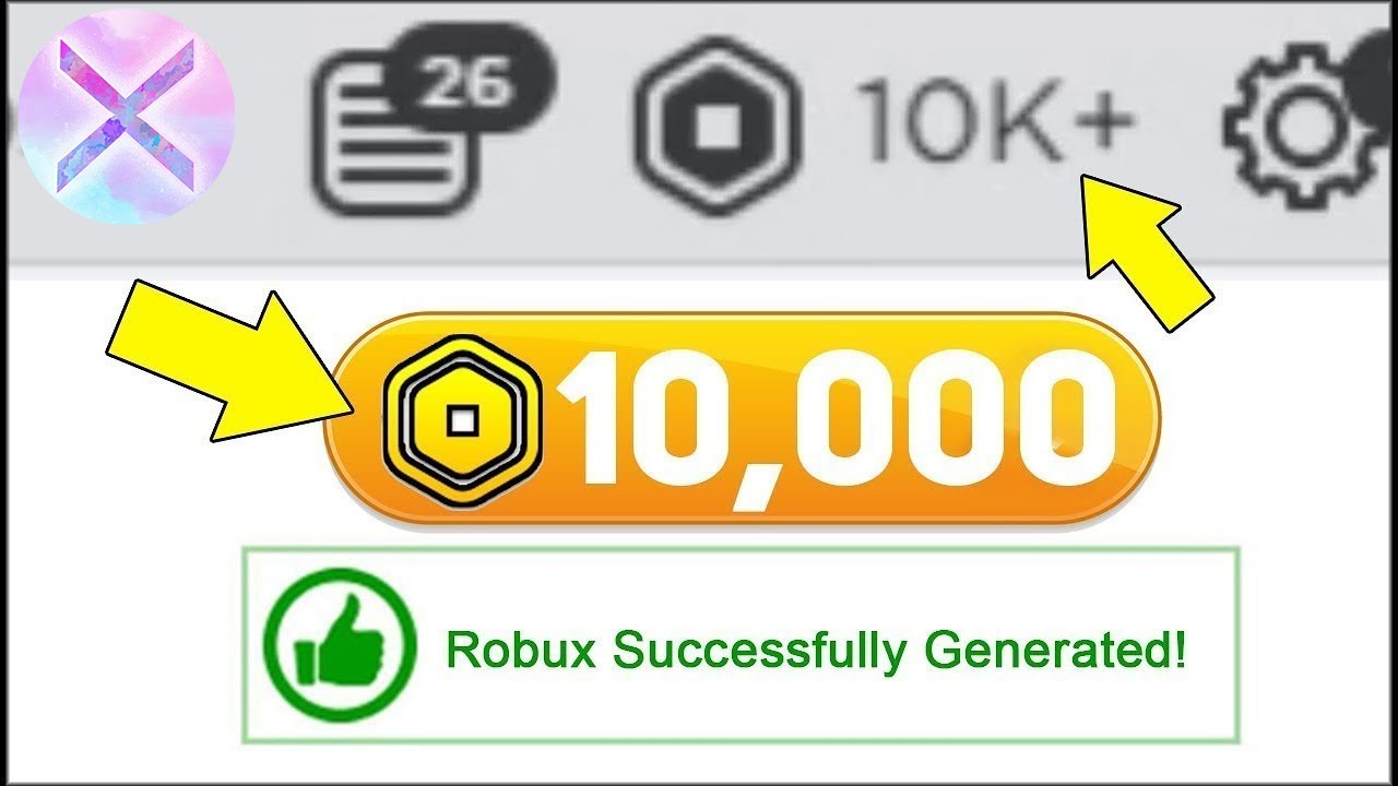 10000 ROBUX EVERY 10 MINUTES HOW to get FREE ROBUX in November