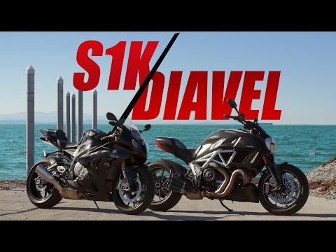 Ducati Diavel & BMW S1000RR | Bro Date
