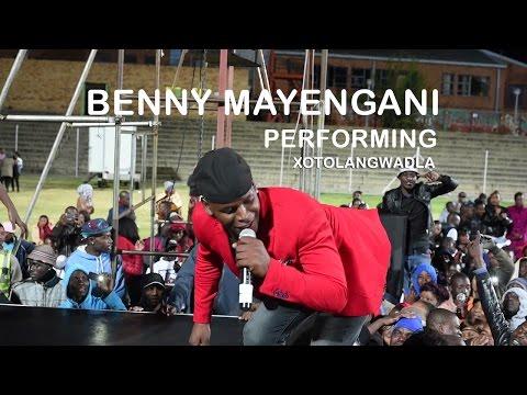 Benny Mayengani - Xitolangwadla