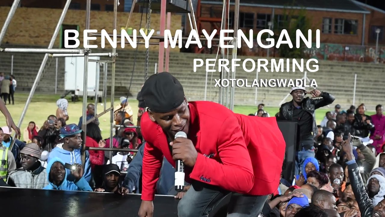benny mayengani 2020 single track