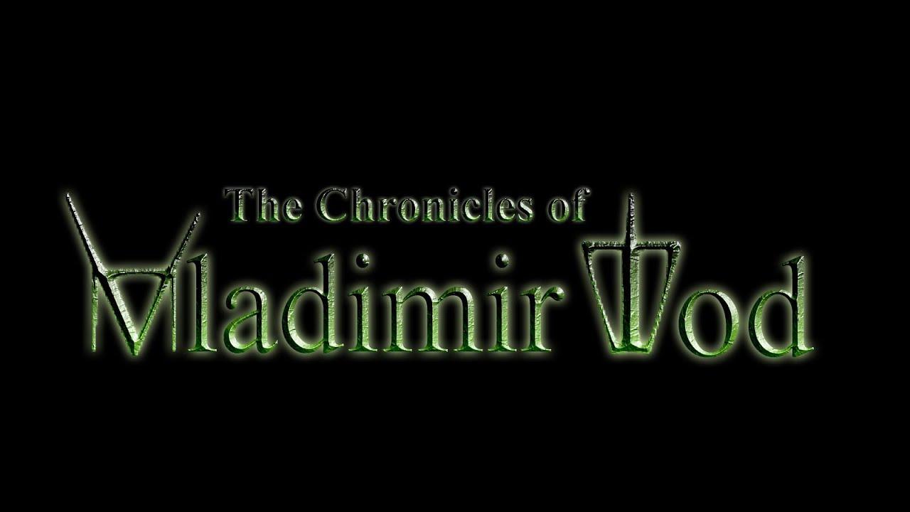 The Chronicles Of Vladimir Tod Pdf