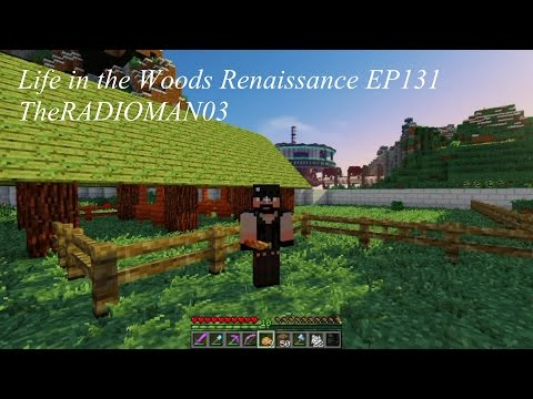 "Life in the Woods Renaissance EP131 ""Animal House"""