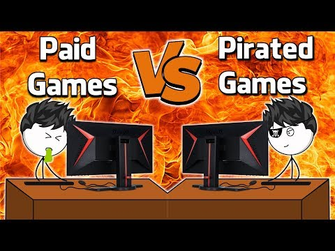 Paid Games VS