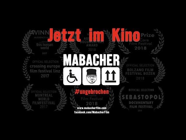 MABACHER - #ungebrochen - Jetzt im Kino!