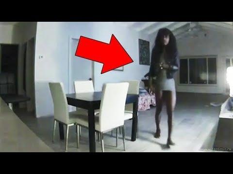 Kamera Kaydı Olmasa Bu Paranormal Olaylara Kesinlikle İnanmayacaktınız !!!