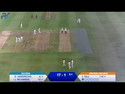CSA 3 Day (Gauteng vs Western Province) Day 1 Part-4