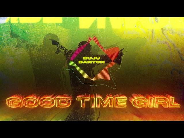 Buju Banton | Good Time Girl (Official Audio) | Upside Down 2020