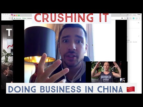 How to Make Money w/ physical products 🚀 China Success Story | $1M Biz, Amazon FBA, Digital Nomads