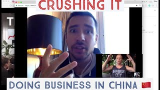 How to Make Money w/ China Sourcing ? Success Story | $1M Biz, Amazon FBA, Digital Nomads [Ep20]