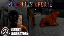 SCP:SL: April Fools 2019 Temporary Update!