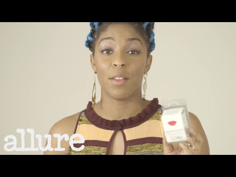 Jessica Williams Reviews Weird Beauty Products | Allure
