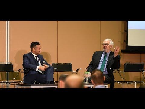 Congressman Barney Frank (Dodd Frank Act)  on Lehman Brothers collapse (Part1)