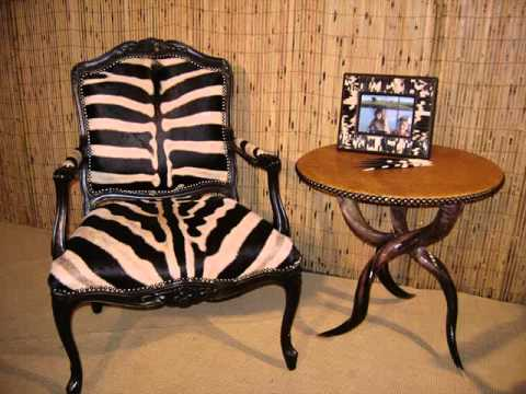 zebra print upholstery fabric tub chair design | Zebra Print Chair | Zebra Chair Design Ideas, Pictures ...