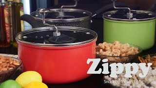 The Zippy Popcorn Maker - Check Out This Fun Kitchen Gadget - More Than Just A Popcorn Popper