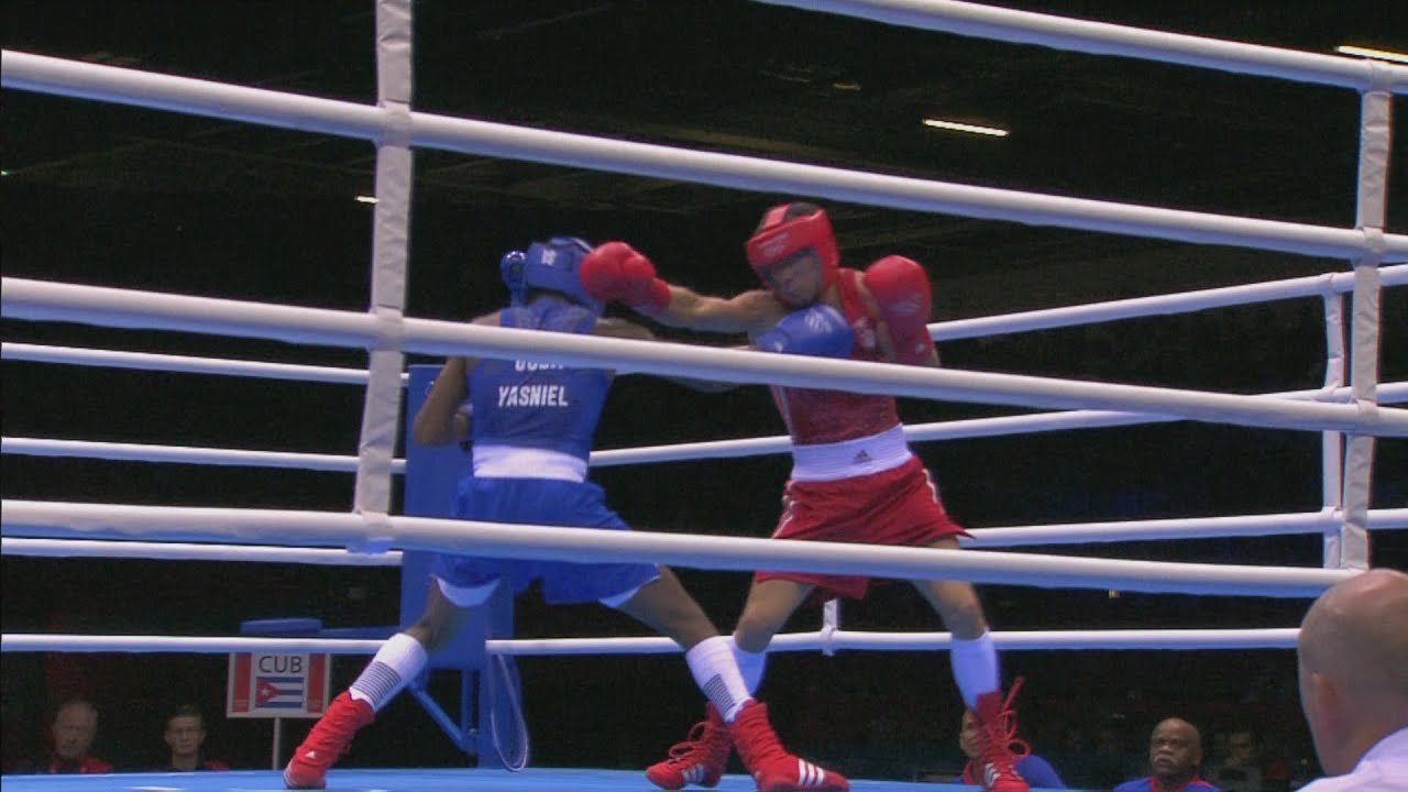 Boxing Men's Light (60kg) Semifinals - Ukraine v Cuba Full Replay - London  2012 Olympics