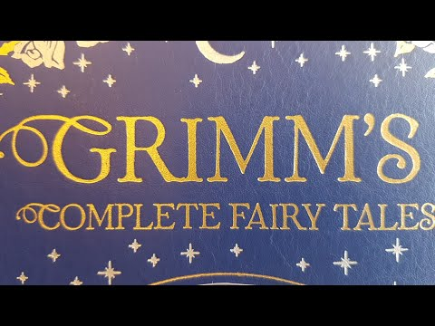 Grimm's Complete Fairy Tales - Barnes and Noble Leatherbound review