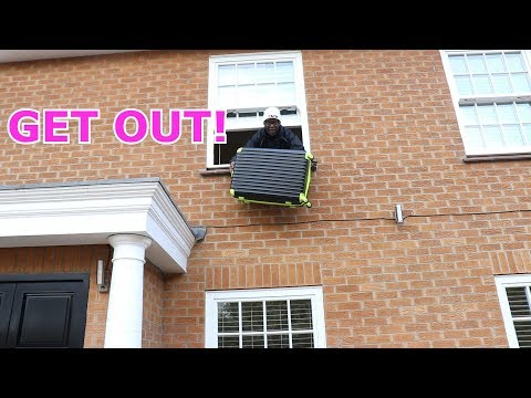 my parents kicked me out the house