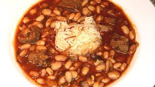 Lebanese Beef Stew With Fasolia Beans RECIPE | EASY FOR BEGINNERS