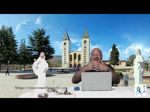 Padre Gustavo Jamut - Comentario del mensaje del 25 de febrero de 2021
