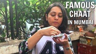 Famous Chaat in Mumbai | Indian Street Food