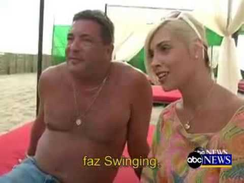 Samantha Brown in String Bikini on the beach from YouTube · Duration:  47 seconds