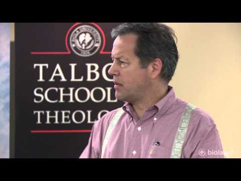 David Miller: How to Interact in the Workplace with a Christian Perspective - Taking Faith to Work