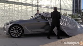 Hyundai Vision G Concept Car *REVEAL*