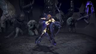Path of Exile: Celestial Character Effect