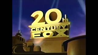 20th Century Fox Mexican Warning Screens, 20th Century Fox Home Entertainment logo and Coming to Vid