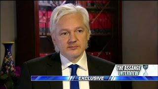 Assange on Report of Transfer of Info at AU