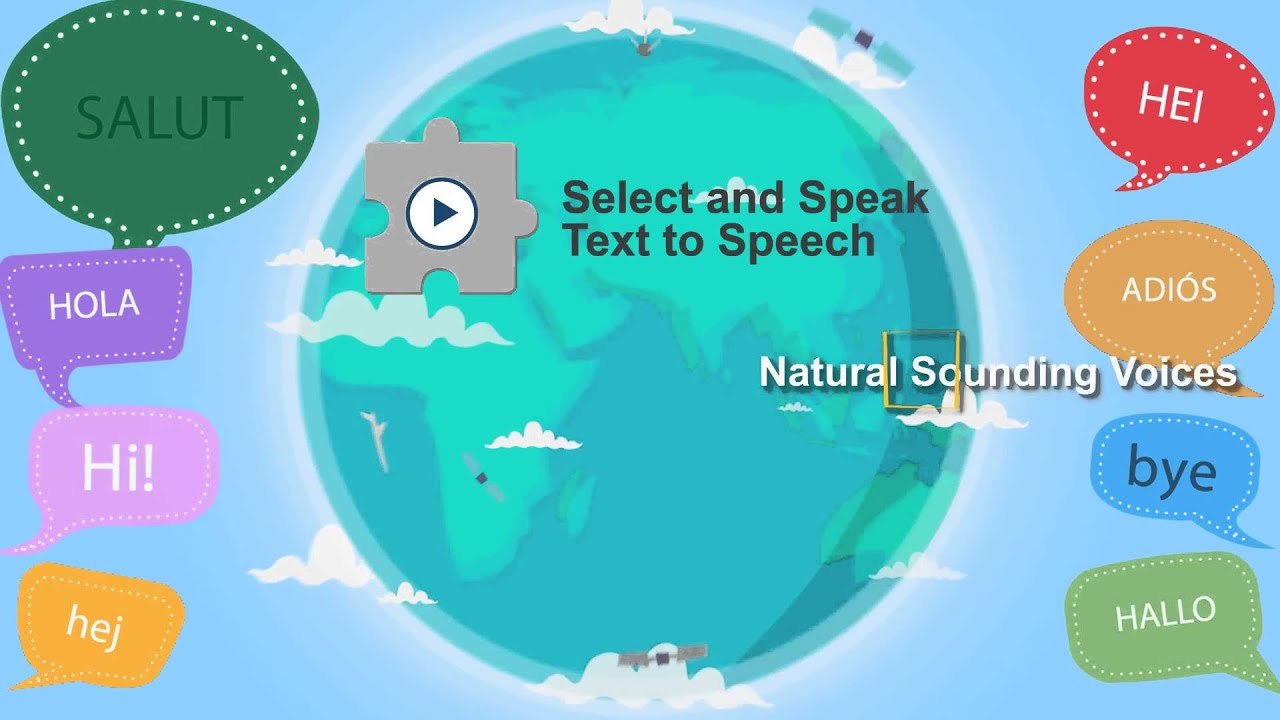 Select and Speak - Text to Speech - Chrome Web Store