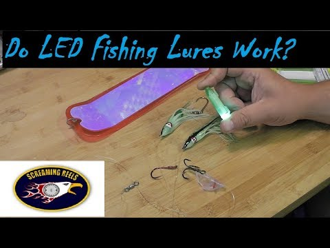 Are LED Fishing Lures B*LLSH1T ?!