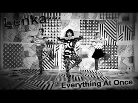 ленка everything at once видео