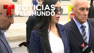 La esposa de 'El Chapo' Guzmán, Emma Coronel | Noticias | Telemundo