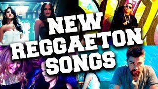 Top 50 New Reggaeton Songs 2018 - June