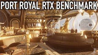3DMark Port Royale RTX Benchmark Looks Amazing