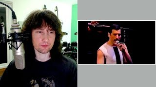 British guitarist reaction to Queen's Live Aid Rehearsal Footage!